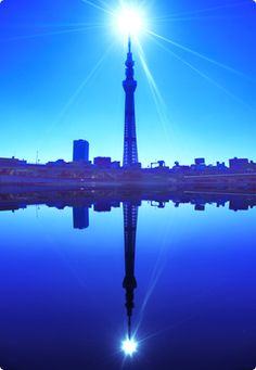 Tokyo SkyTree. Tallest tower in the world.