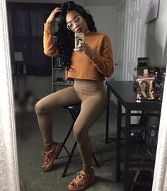 Best Sporty Outfits Part 7 Sporty Outfits, Dope Outfits, Pretty Outfits, Dope Fashion, Fashion Killa, Fashion Looks, Fall Winter Outfits, Autumn Winter Fashion, New Flame