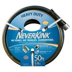 Apex Neverkink Heavy Duty Garden Hose Blue - Assorted Sizes