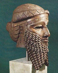 Naram-Sin (2254 - 2218 BC) The Akkadian period; the fourth Akkadian king; the city of Akkad was the capital. He expanded the kingdom, from the Mediterranean Sea to the Persian Gulf, from the Taurus and Amanus mountain ranges to the initial heights of the Zagreb mountains.
