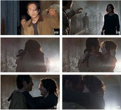 The Walking Dead / Glenn & Meggie