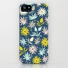 Elisa Mac 'Bug and flower' iPhone case available at www.elisamac.com