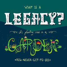 Legacy by Grrrenadine.deviantart.com on @DeviantArt