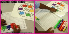 This fun and free color game for students will make learning colors fun!