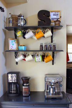 dicas para o canto do café