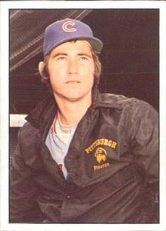 1978 TCMA Columbus Clippers #25 Randy Tate Front