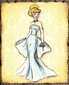 Cinderella (Disney Designer Princess Collection)