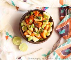 PAPAYA FRUIT SALAD | FRUIT SALAD RECIPE | WEIGHT LOSS RECIPES