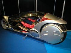 Sbarro Monotrace concept motorcycle - 2003 Geneva