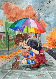 School can wait by Milena-Zaremba on DeviantArt