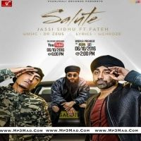 Salute Is The Single Track By Singer Jassi Sidhu-Fateh.Lyrics Of This Song Has Been Penned By Mehroze & Music Of This Song Has Been Given By Dr Zeus.