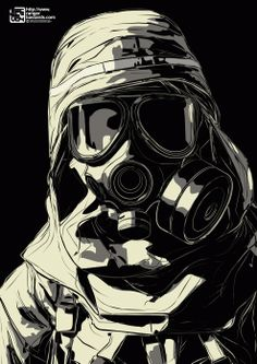 pictures of gas mask diy - Yahoo Image Search Results Gas Mask Art, Masks Art, Gas Masks, Gas Mask Drawing, Background Images Wallpapers, Wallpaper Backgrounds, Pictures Of Gases, Psy Art, Post Apocalypse