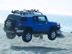 Hang time - Page 2 - Toyota FJ Cruiser Forum