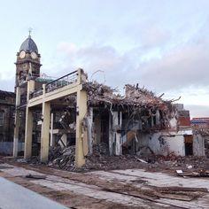 Castle Market Demolition
