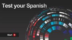 Test your Spanish at BBC Languages - Spanish. Prueba de nivel de español en BBC