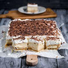Proste ciasto 3 bit bez pieczenia – Przepisy kulinarne ze zdjęciami