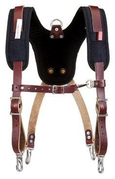 Occidental Leather 5055 Stronghold Suspension System Suspenders