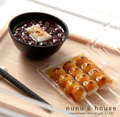 ぜんざい1- nunu's house - by tomo tanaka -