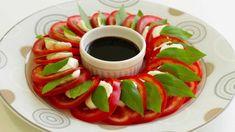 molho para salada caprese - Pesquisa Google Salada Caprese, Caprese Salad, Chocolate Fondue, Desserts, Food, Youtube, Balsamic Vinegar Dressing, Balsamic Dressing, Salads
