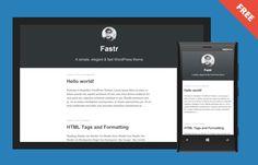Fastr for WordPress