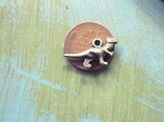 2 T Rex Brass Charms Dinosaur Charm 20mm 1 by LovelySupplyShop (Craft Supplies & Tools, Jewelry & Beading Supplies, Pendants, lovely, dinosaur charm, t rex charm, brass dinosaur charm, trex charm, tyranosaurous, trex pendant, t rex pendant, jewelry findings, steampunk charm, supply shop, findings, dinosaur findings)