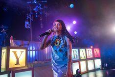 Melanie Martinez singing