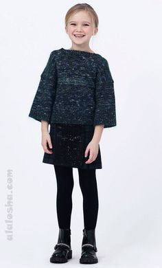 ALALOSHA: VOGUE ENFANTS: Ermanno Scervino girls collection AW'15#more