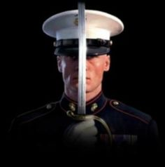 It's the job of every U.S. Marine to adapt, to adjust, and to over come. Semper Fi, Ooo Rah. Get it done. Marines are killers, they even have a war cry, they are life takers and heartbreakers.