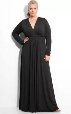 sob medida: vestido maxi longo disfarce de medidas plus size