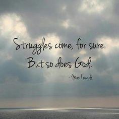 So does God.....