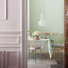 Ohhhhhh Those Pastel Interiors.