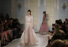 London Fashion Week: From fairytale gowns to bright, structured looks, there's s... | FAAD Network