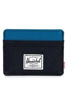 Men's Herschel Supply Co. 'Charlie' Card Holder