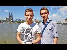 Köln in 5 Minuten | Reiseführer | Die besten Sehenswürdigkeiten - YouTube