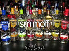 sht i love tumblur | Alcohol Bottles