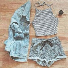 Cute Summer Outfits For Teens 31 , For More Fashion Visit Our Website cute summer outfits, cute summer outfits outfit ideas,casual outfits Cute Su. Fashion Mode, Look Fashion, Teen Fashion, Fashion Outfits, Womens Fashion, Fashion Trends, Fashion Ideas, Stylish Outfits, Unique Fashion