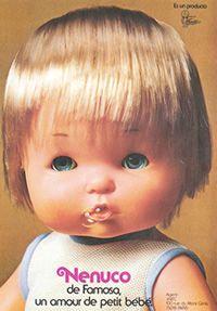 A 1977 la companyia Famosa comença a comercialitzar un dels seus productes més venuts fins als nostres dies, el Nenuco. Vintage Dolls, Retro Vintage, Nostalgia, Best Memories, My Children, Doll Toys, Childhood Memories, Barbie, Inspiration