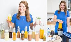 How to make your own flu remedies | Daily Mail Online