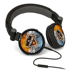 Houston Dynamo Headphones