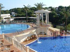 Poollandschaft - Hotelbilder ROBINSON Club Cala Serena - Cala d'Or - Mallorca - Spanien