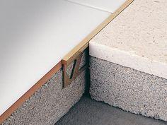 Separation profile for matching floors LINITEC MB Linitec Line by PROFILITEC