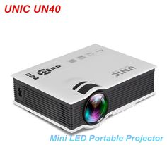 (72.67$)  Buy here - http://aie2t.worlditems.win/all/product.php?id=32605807530 - UC40 Mini Pico portable 3D Projector HDMI Home Theater beamer multimedia proyector Full HD 1080P video projector