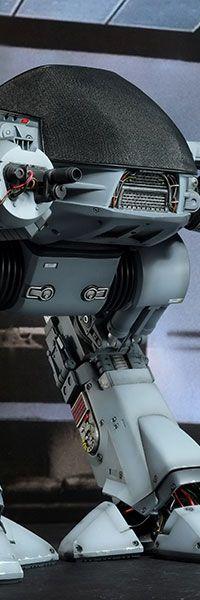 ED-209 MMS Sixth Scale Figure - Hot Toys $409.99