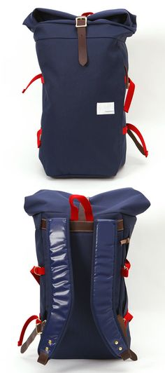 The Nanamica Cycling Pack « Elcyclista