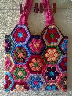 AFRICAN FLOWERS BAG 2                                                                                                                                                                                 Más