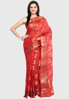 http://static12.jassets.com/p/Bunkar-Faux-Cotton-Silk-Fancy-Banarasi-Red-Saree-7932-6581731-1-gallery2.jpg