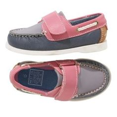 Boat shoes are the footwear choice of the summer, especially in these gorgeous colours!