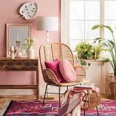 Create a stylish and functional storage solution in any room of your home with this Rattan Basket from Opalhouse™. This decorative rattan basket has a round shape with woven sides that have space between them to let light through for an airy design. It has two handles so you can easily move it around your home as needed. Whether you're looking to add a touch of texture to your bathroom, entryway or living room, this round rattan basket will help keep small items tidy and organize...
