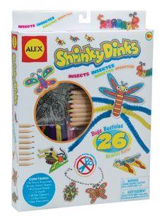 ALEX® Toys - Craft Shrinky Dinks - Insects 397I Alex Toys,http://www.amazon.com/dp/B0013NG3OK/ref=cm_sw_r_pi_dp_Ry-Asb0X5MEZ6X3H