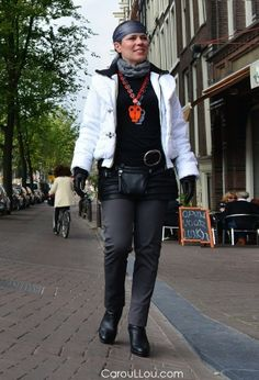 Carou LLou - Nomad since 1994 ...  Travel street style @ AMSTERDAM  + my other fashion inspirations > http://CarouLLou.com    (travelstye fashionista  ootd fashionblogger fashionblog streetstyleblogger outfitoftheday)